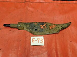 Mga Front Bumper Outer Mounting Bracket Right Original