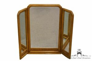 Thomasville Furniture Origins Collection 56x47 Tri Fold Dresser Mirror 17711 260