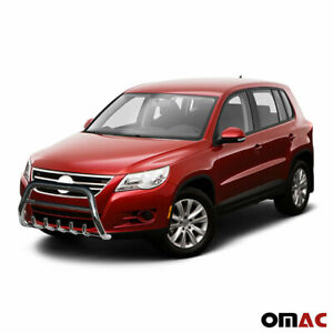 Vw Tiguan 2009 2011 Bull Bar Front Bumper Protector Guard 304 Stainless Steel