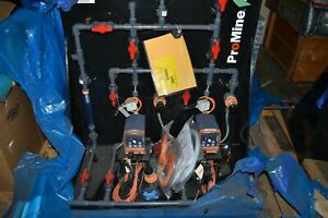 Prominent Dual Pump Chemical Metering System Complete Nos