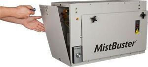 Mistbuster 500 Air Cleaner And Mist Collector Electrostatic Precipitator