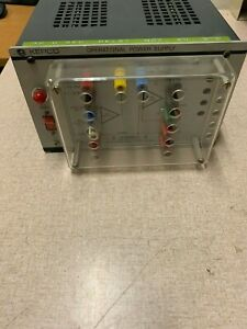 Kepco Ops 2000b 0 2000v 0 10ma Operational Power Supply