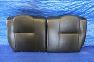 2005 06 Acura Rsx Type S K20z1 Oem Leather Upper Cushing Seat Wear 4366