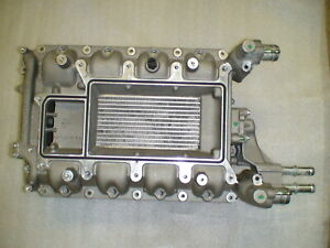 Used 07 14 Shelby Gt500 Supercharger Lower Intake Manifold Kit With Intercooler