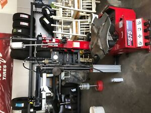 Hunter Tire Changer Machine Tcx 575
