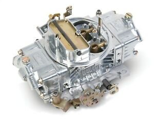 Holley 0 80592s Supercharger Carb 4 Bbl 600 Cfm Street Strip Manual Choke