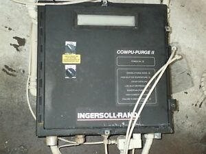 Ingersoll Rand Compressed Air Dryer Controller Compu purge Ii Hrd60 cfrsp