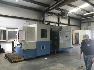 Mazak Ultra 550 Cat 50 Spindle 500 Mm Horizontal Machining Center