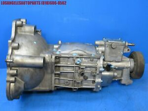 2005 2009 Ford Mustang 4 0l V6 Tremec 5 speed Manual Transmission Assembly