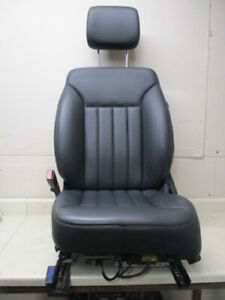 07 09 Mercedes R320 R350 R500 Left Front Leather Seat 8 Way Power Airbag