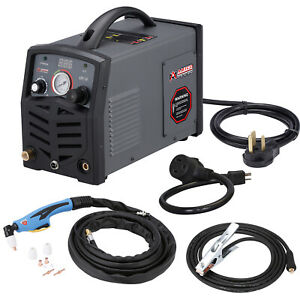 Amico 30 Amp Air Plasma Cutter 120v 240v Dual Voltage Mosfet Cutting Apc 30