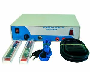 Mini Diathermy Coagulator Solid State For Controlling Wet Field Bipolar Iurews