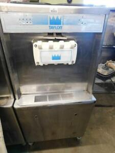 Taylor Soft Serve Ice Cream Machine Model Y754 33 3 Phase Frozen Yogurt Pro