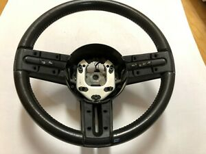 Ford Mustang Gt Steering Wheel Leather 2005 2006 2007 2008 2009