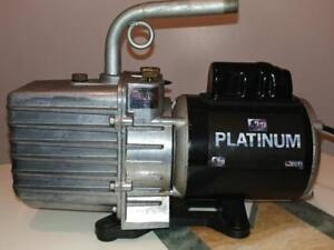 Jb Industries Dv 285n Platinum 10 Cfm Vacuum Pump Used Work Good Condition