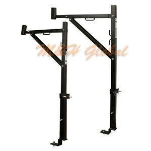 Truck Pick Up Ladder Rack 250 Lb Capacity Lumber Pipe Ladder Rack