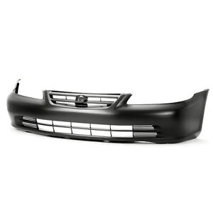 Front Bumper Cover For 2001 2002 Honda Accord Ho1000196