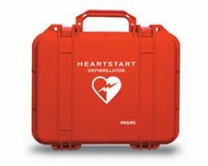 Philips Heartstart Aed Hard sided Carry Case For Fr2 Fr2 pelican Shell