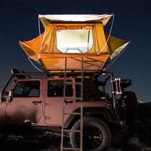 Smittybilt 2783 Roof Top Tent Jeep Truck Camp Overlander Camp With Ladder