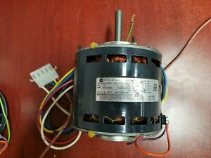 Emerson 1 3 Hp Psc 48y Single Phase 4 Speed Fan Motor Ka55hxdhk 306 Rev