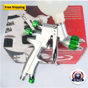 Sri Pro 1 2mm Hvlp Paint Spray Gun Devillebs Mini Gravity Feed Paint Sprayer