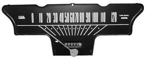 1964 1965 Ford Mustang Speedometer 120 Mph 64f 9260 M 64 17120 New