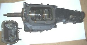 4 Speed Saginaw Transmission 3925656 Case 68 To 75 3 Ring Input 3 50 1 1st