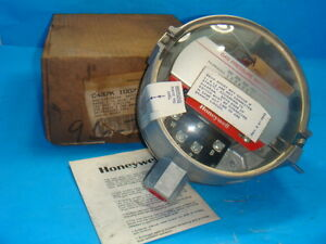 New Honeywell Gas air Pressure Switch C437k 1007 1 To 26in Water New In Box
