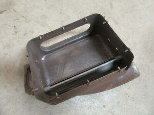 1956 Pontiac Chieftain Heater Housing Casing Duct Cover Piece Hot Rod Rat Rod