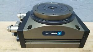 Schunk Rst d Ring Indexing Unit Pheumatic Rotary Index Drive Used 6 X 60 Degree