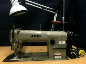 Juki Dln 415 4 Needle Feed reverse Industrial Sewing Machine 220v