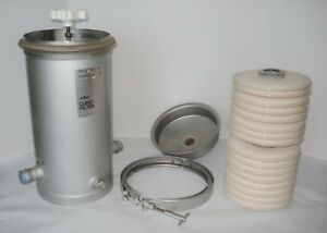 Amf Cuno Pes2 Manufacturing Process Equipment Stainless Cartridge Filter Housing