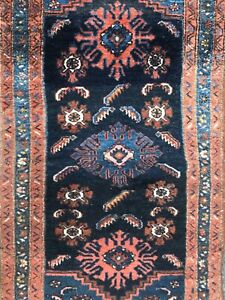 Antique Persian Hamadan Kurd 2 8 X 4 9 Tribal Rug