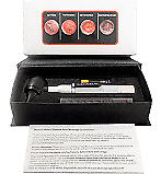New 4th Generation Dr Mom Led Pocket Otoscope With Protective Foam Lined Case