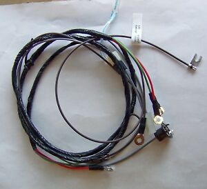 1961 1962 Chevy Gmc Truck Engine Factory Tach Harness
