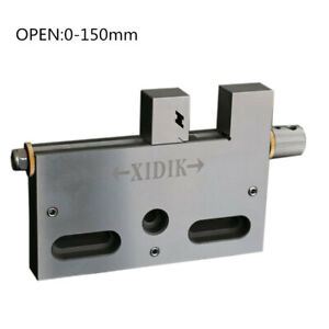 Cnc Wire Edm Vise 6 Opening Stainless Steel Hardened Fixture Precision Jig