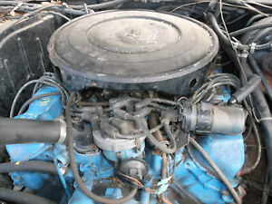 Ford 460 Engine And C6 Transmission