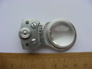 Ball Lens Nd 1 649 For Fedorov Stage Zeiss West Microscope