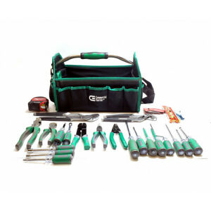 Commercial Electric Et07001 Electrician s Tool Set Electrical Hand Tools
