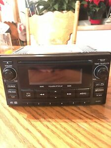 2011 2013 Subaru Forester Pf 3297b A Car Radio Stereo With Cd