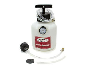 Motive Products European Style Power Bleeder Brake Bleeder Kit P n 100