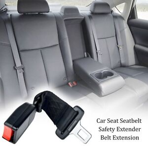 36cm 14 Inch Car Seat Seatbelt Safety Belt Extender Extension 2 1cm Buckle