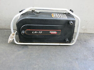 Lincoln Ln 15 Welder Wire Feeder Ln15