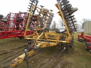 Landoll 876 30 Land Finisher 30ft Proto type