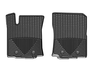 Weathertech All Weather Floor Mats For Toyota Tacoma 2018 2021 1st Row Black