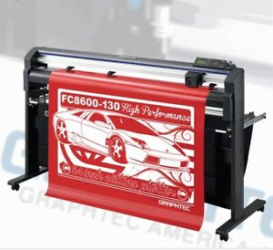 Graphtec Fc8600 130 54 Vinyl Cutter Plotter With Stand