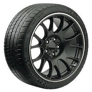 1 New 255 35zr18 Michelin Pilot Super Sport Tires 94y Xl 255 35 18
