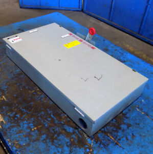 Siemens 200a Double Throw Enclosed Switch Nf224dtk