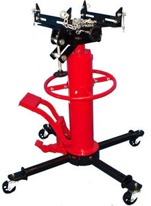Hd 1 2 Ton Hydraulic Telescopic Tall Transmission Jack 34 5 8 To 73