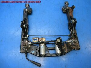 Porsche 911 964 993 944 968 Right Power Seat Frame Rail Track W Cables